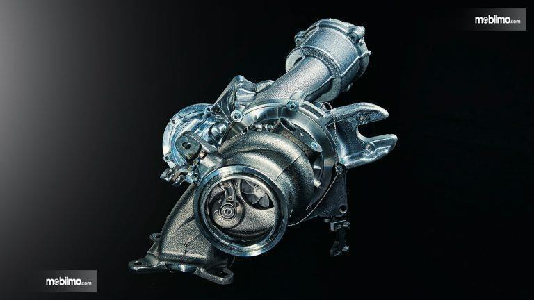 Turbocharger Skoda Fabia R5