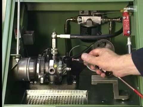 Balancing Turbo Dengan Special Tools