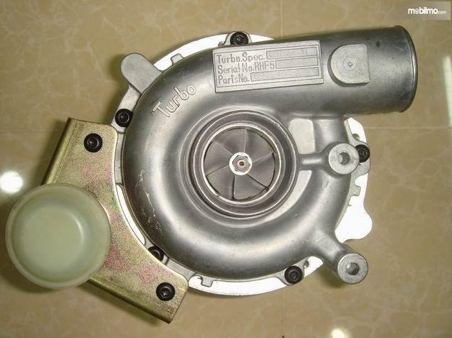 Keong Turbo RHF5 Untuk Isuzu D-MAX