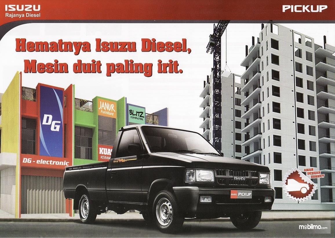 Tampak Isuzu Panther Pick Up