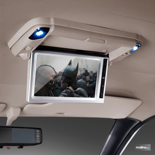 Foto roof monitor pada Isuzu Panther Grand Touring 2019