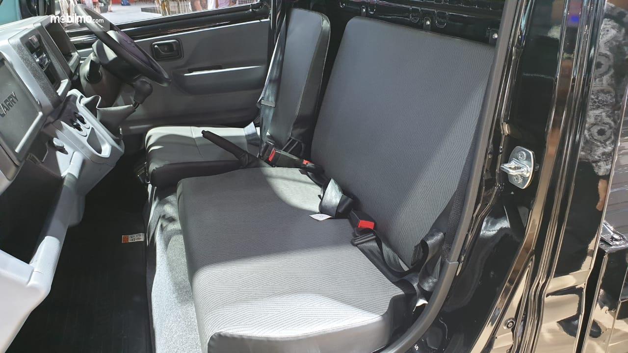 Gambar menunjukkan desain bagian Kursi New Suzuki Carry Pick Up 2019