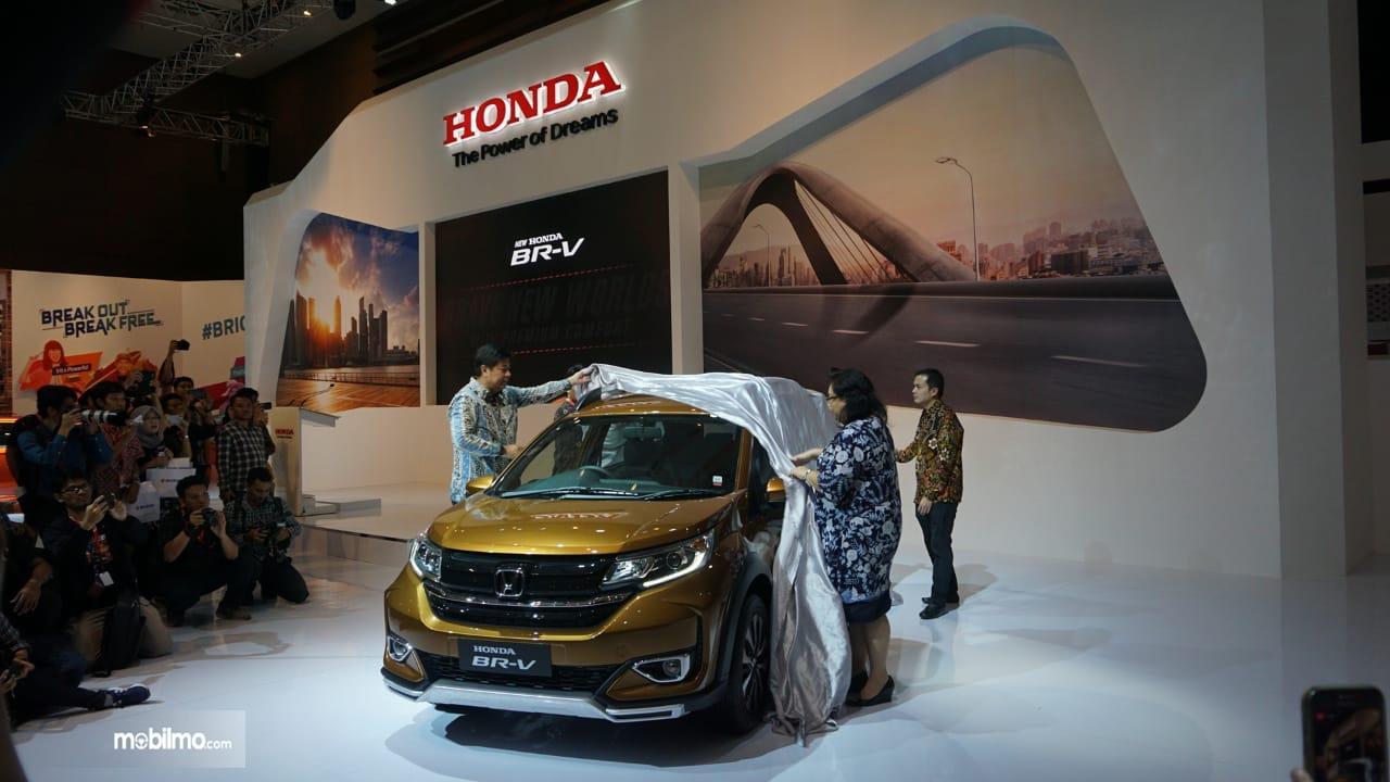 Gambar menujukkan Acara Launching New Honda BR-V 2019
