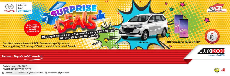 Auto2000 IIMS 2019 - Flash Sale Auto2000