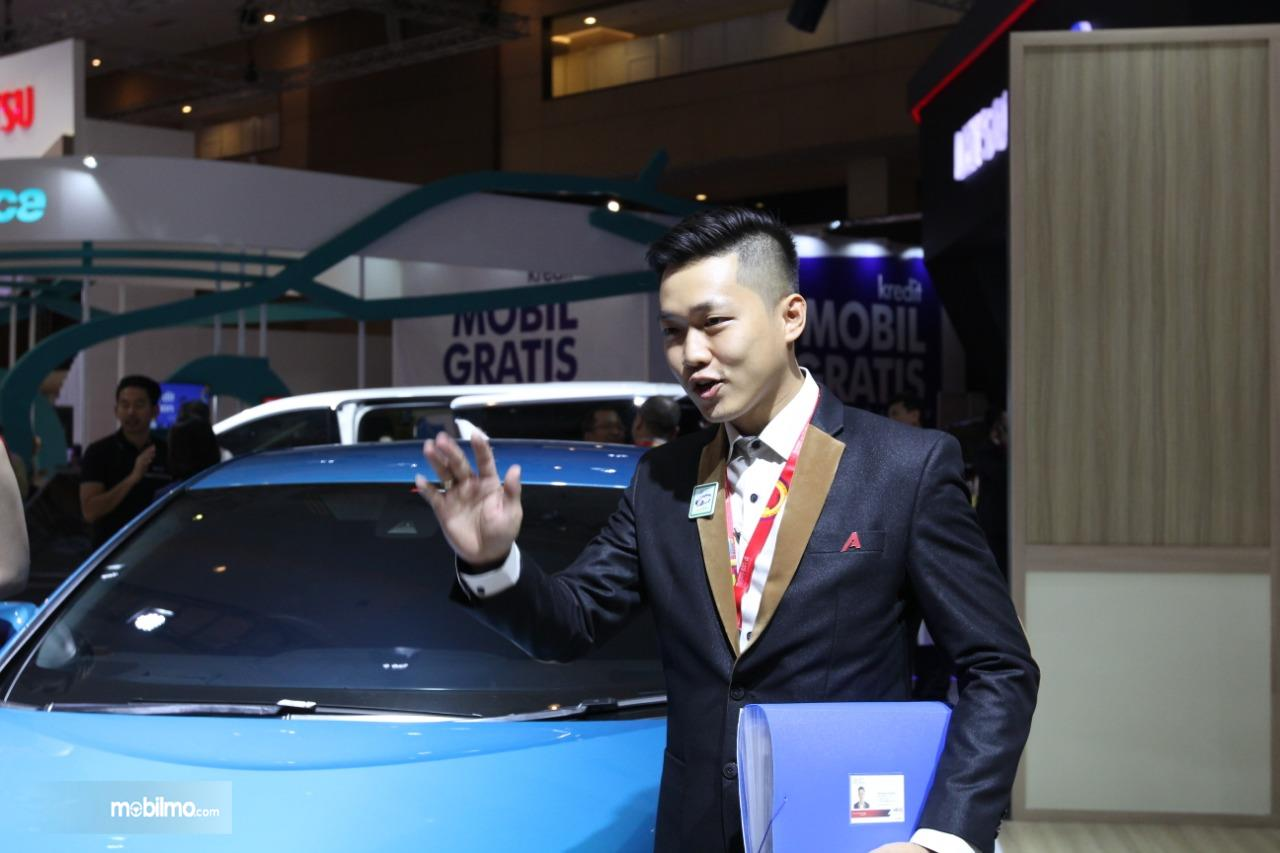 Auto2000 IIMS 2019 - Sales Advisor