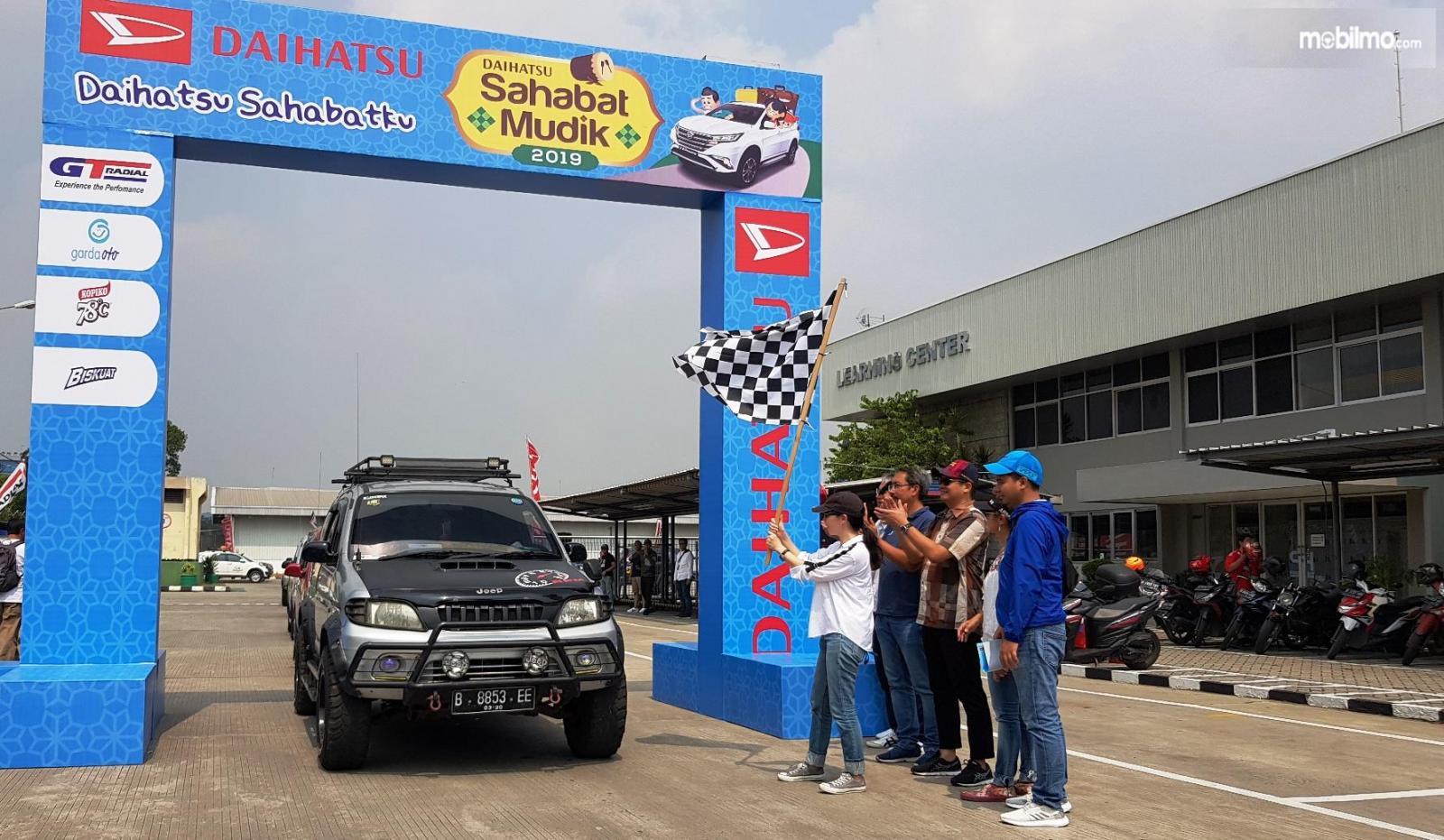 Tampak Daihatsu Sahabat Mudik 2019