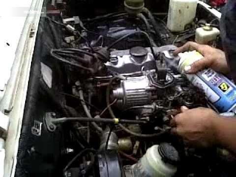Setting karburator Mitsubishi Kuda