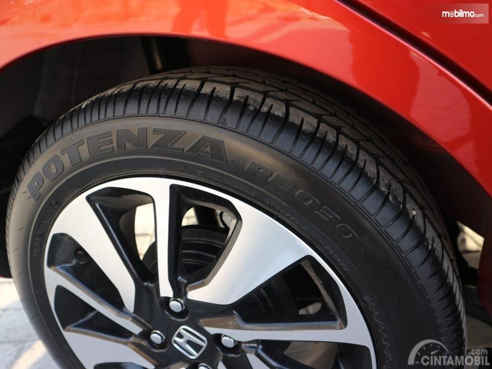 Ban Bridgestone Potenza Di All New Honda Brio RS