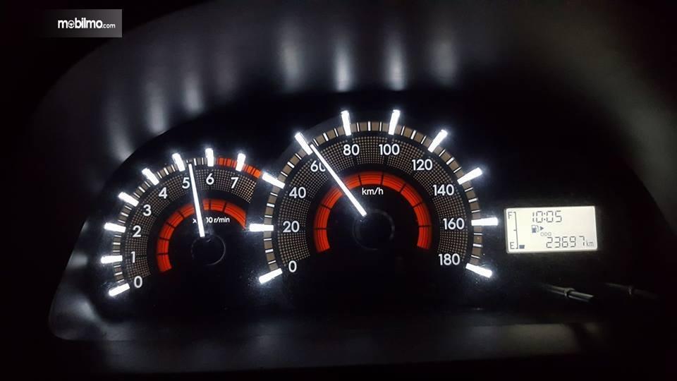 Running On Empty Test Toyota Avanza