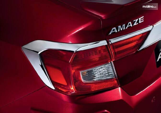 Gambar Stoplamp dari mobil Honda Amaze 2019