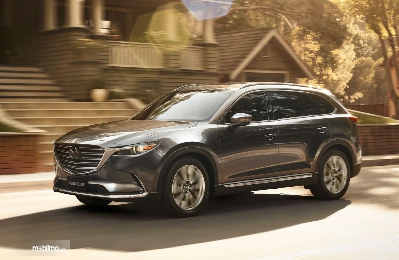 Foto Mazda CX-9 terbaru, tampil lebih menarik dan premium