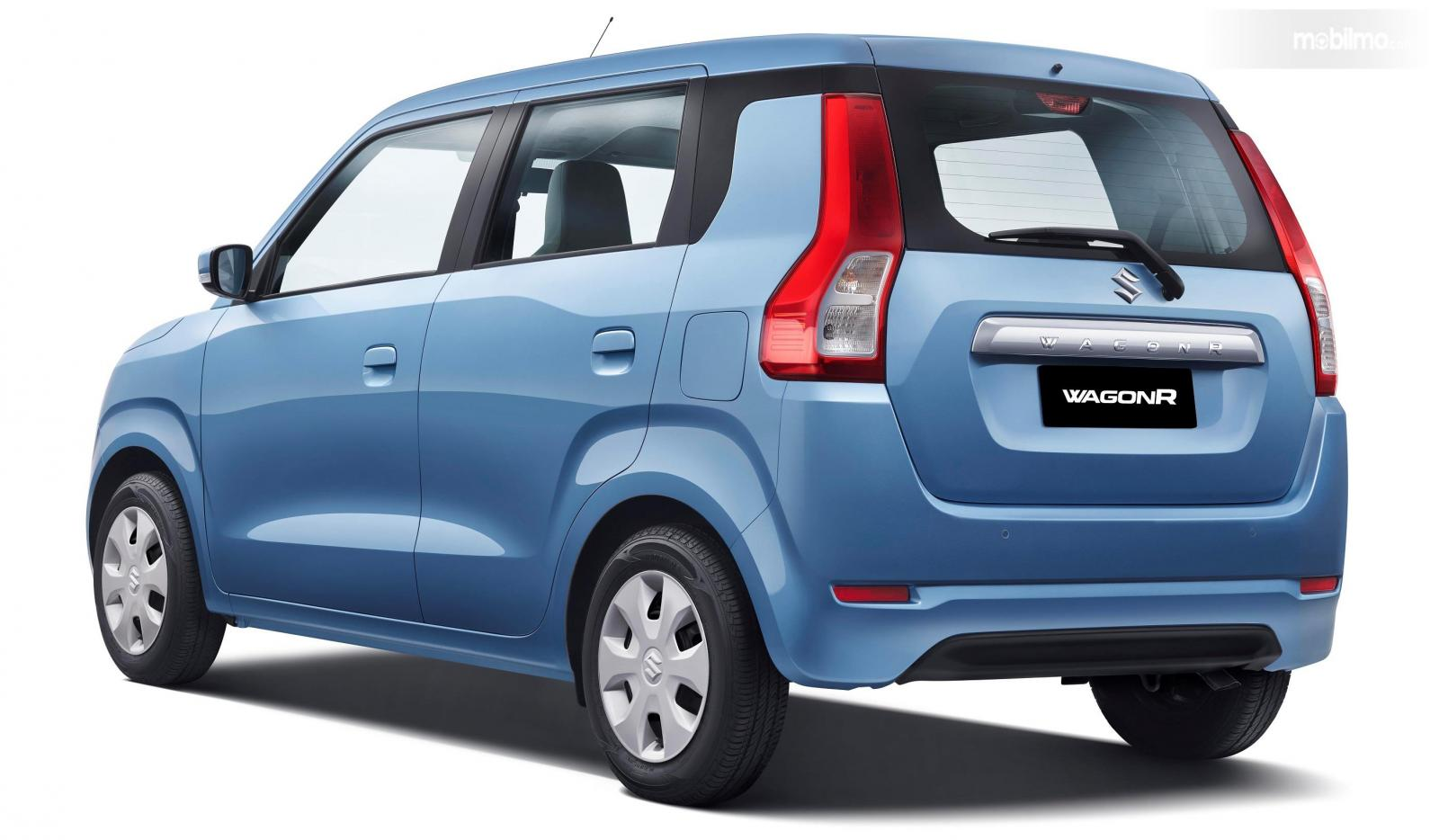 Foto bagian belakang Suzuki Wagon R 2019