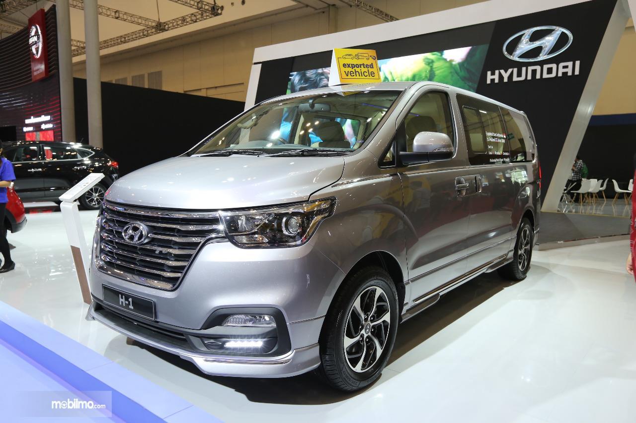 Foto Hyundai H-1 Royale - Limited Edition dipameran GIIAS 2019