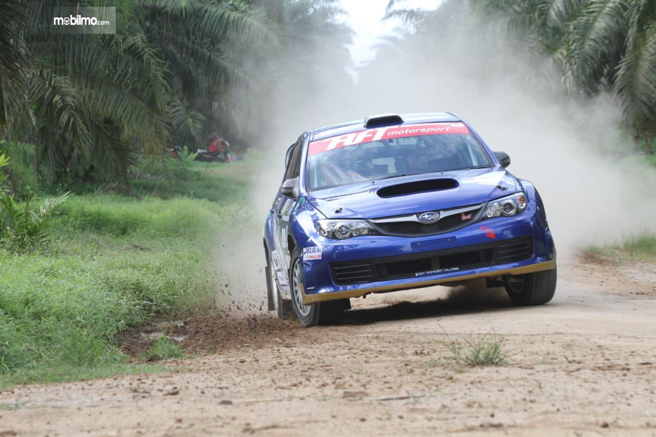 Subaru WRX STi 2008 Rally Car