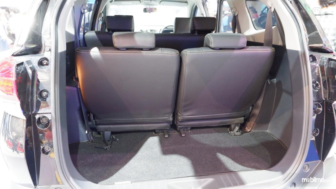 Tampak Bagasi Daihatsu Terios SE A/T 2019