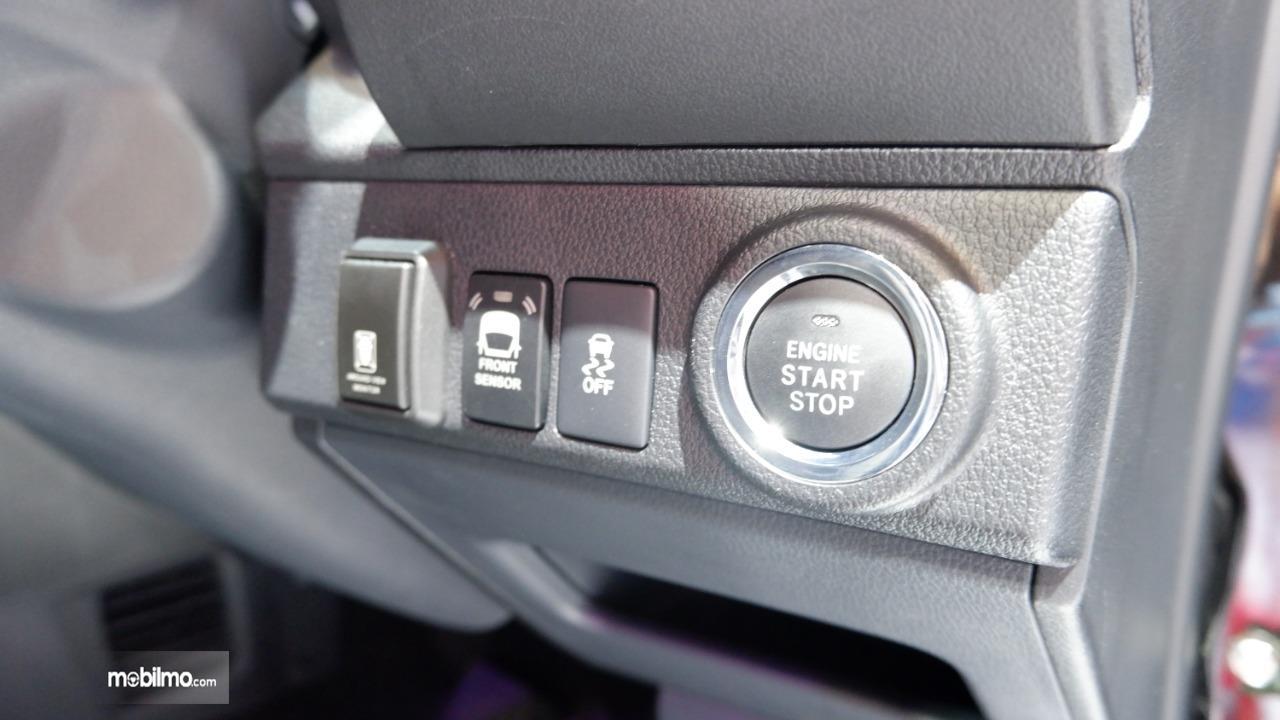 Start Stop Engine Button Daihatsu Terios