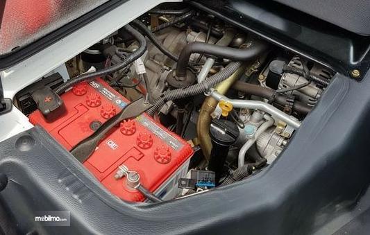 Tampak Mesin DK15 Super Cab