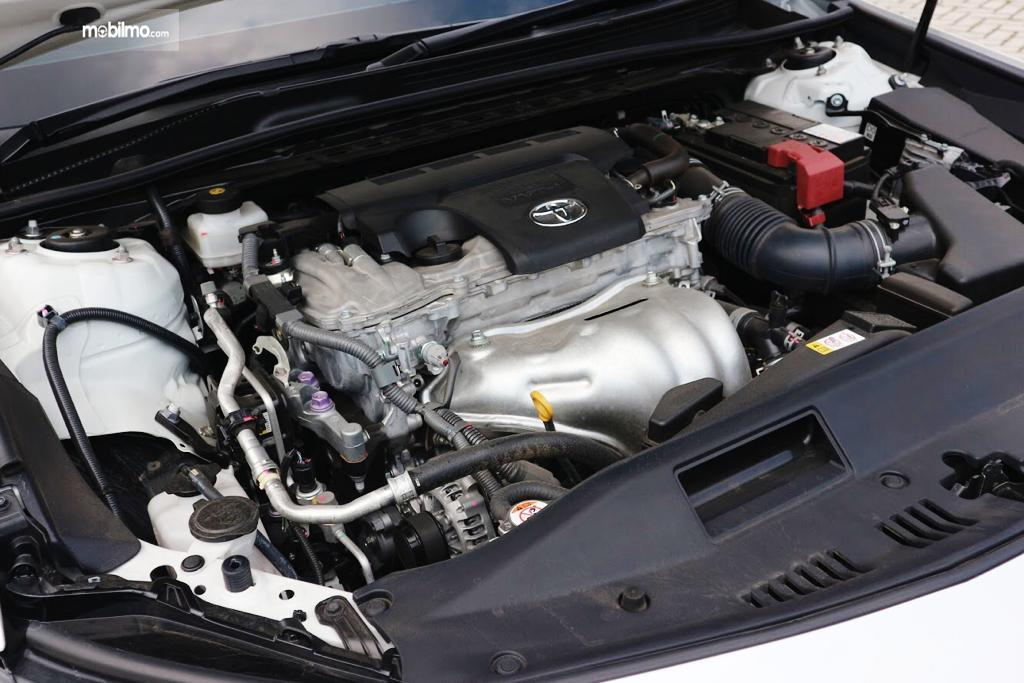 Foto Mesin All New Toyota Camry 2.5 2019 untuk tipe G dan tipe V