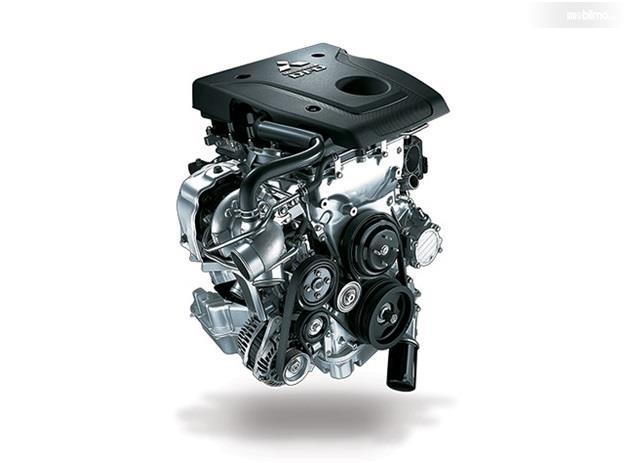 Mesin Mitsubishi Pajero Sport 2020 menggunakan kapasitas 2.4 Liter berdaya 181 HP