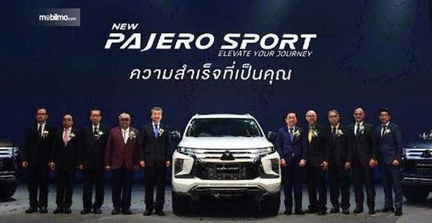 Mitsubishi Pajero Sport 2020 hadir dengan berbagai pembaruan menarik baik dari segi eksterior hingga fitur