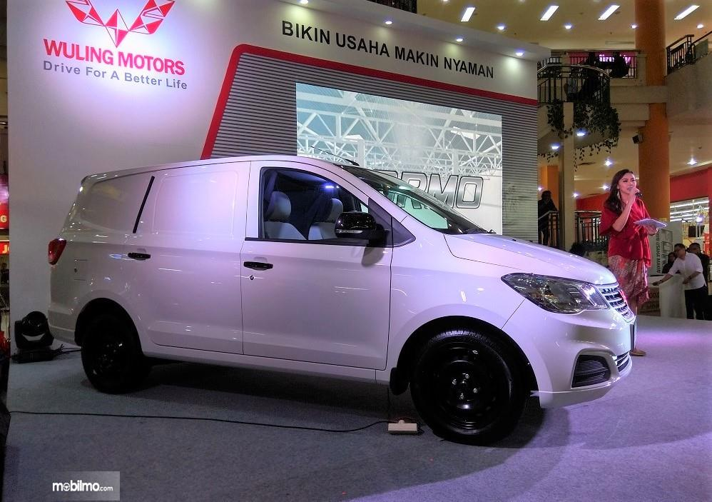 Review Wuling Formo Blind Van 2018