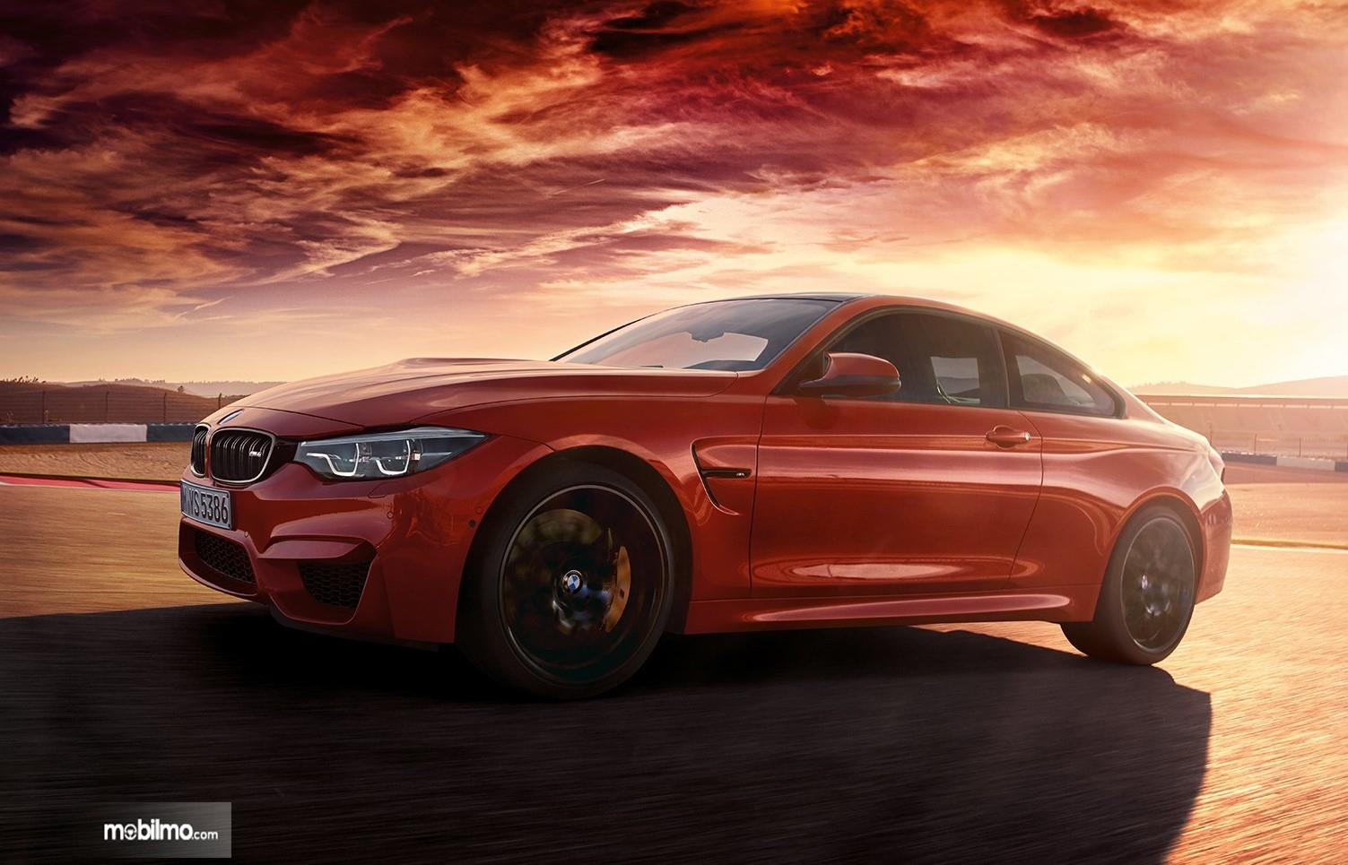 Review BMW M4 Coupé 2019