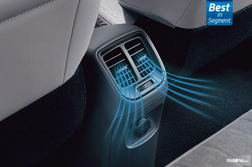 Gambar menunjukkan AC Eco Coating Technology Hyundai