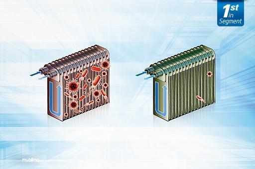 Gambar menunjukkan Eco Coating AC Technology