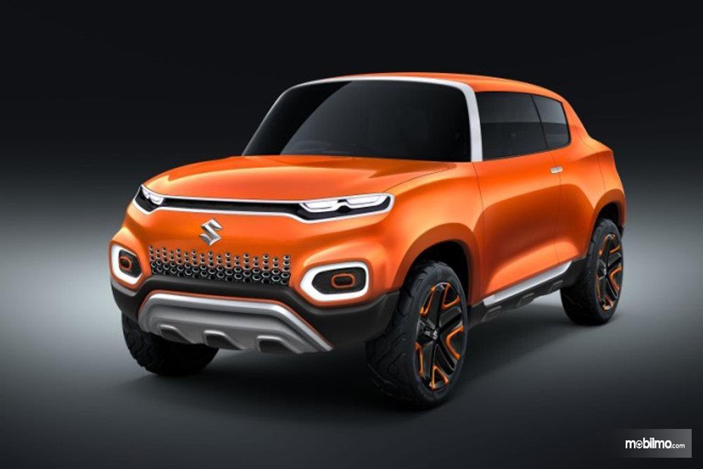 Foto mobil Suzuki Future S Concept yang sudah diperkenalkan