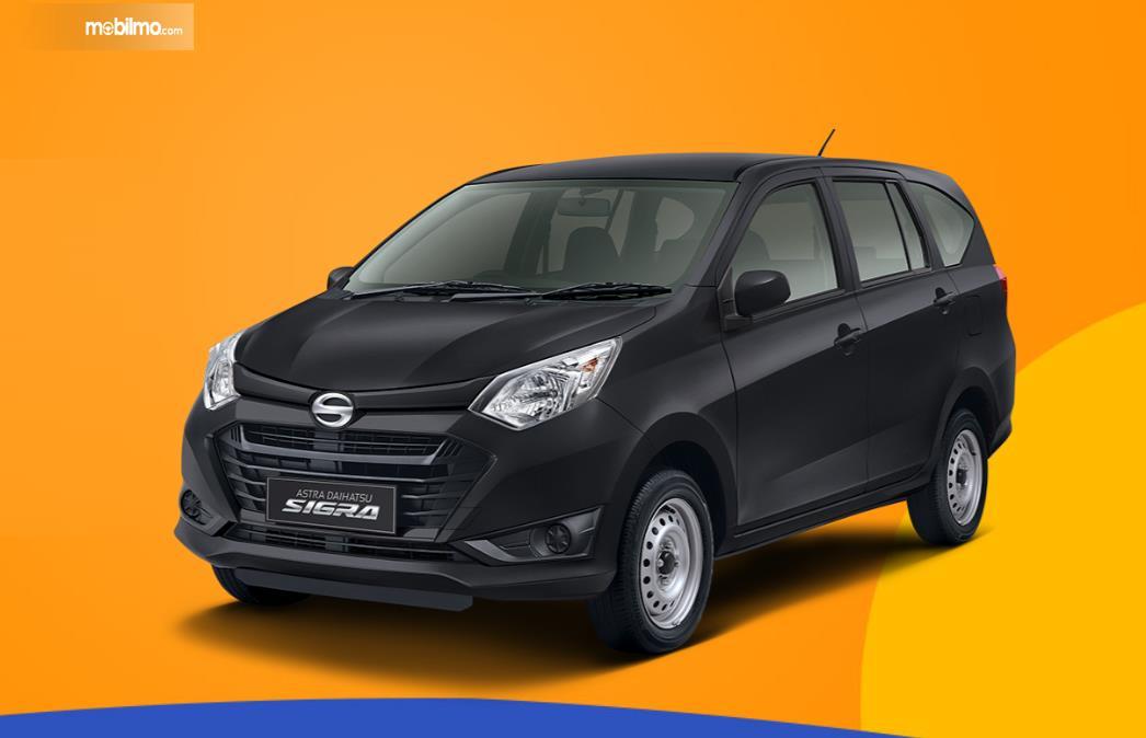 Review Daihatsu Sigra 1.0 D MT 2016