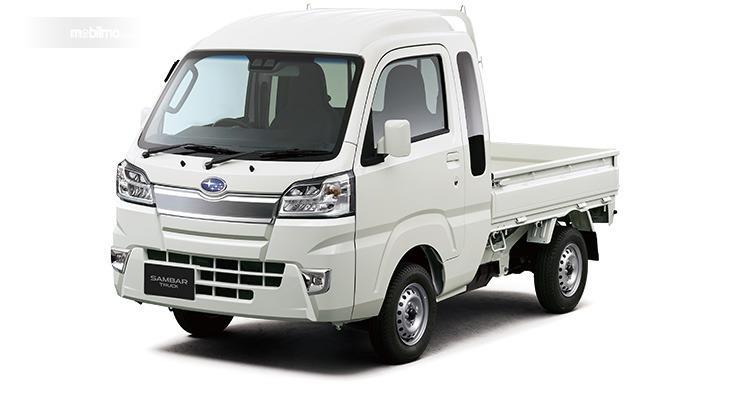 Gambar menunjukkan Subaru Sambar Truck Panel Van High Roof 2019