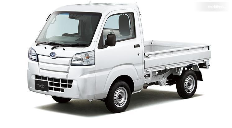 Gambar menunjukkan Subaru Sambar Truck 2019