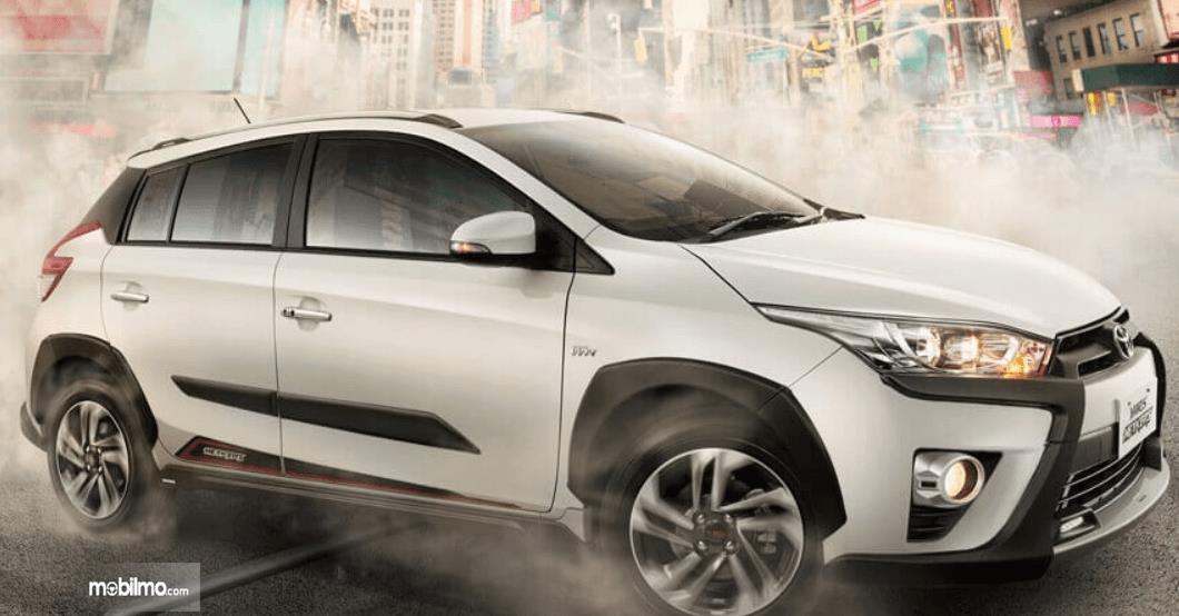 Review Toyota Yaris Heykers 2016 : Berpetualang Penuh Gaya