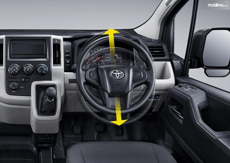 Foto Setir Toyota HiAce Premio 2019