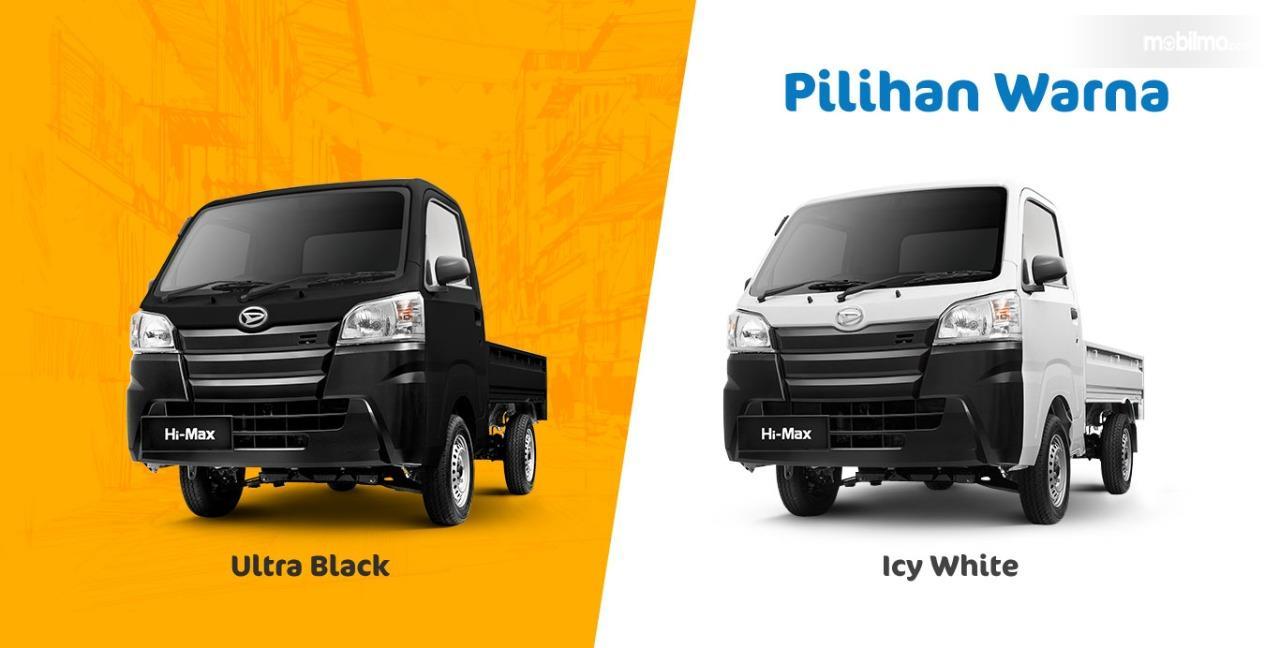 Gambar menunjukkan Daihatsu Hi-Max Indonesia