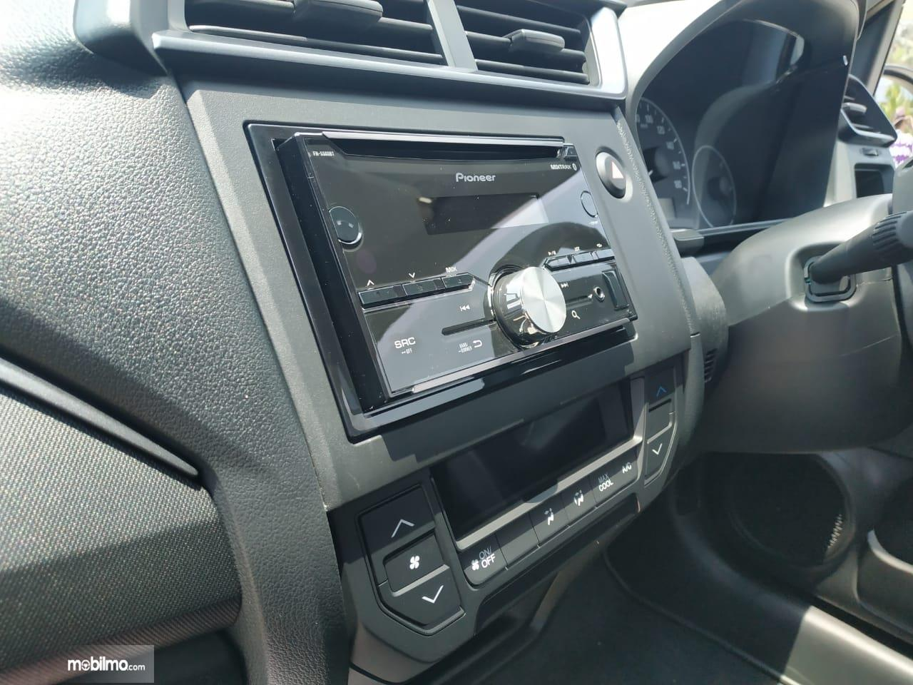 Foto Audio New Honda Mobilio S MT 2019