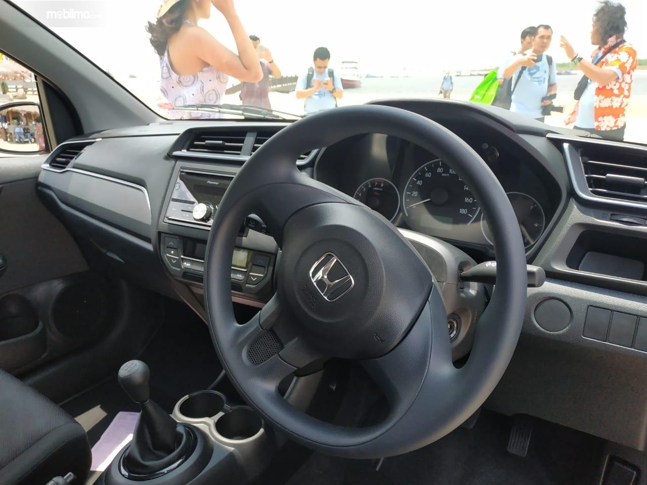 Foto Setir  New Honda Mobilio S MT 2019