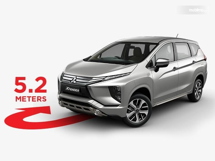 Review Mitsubishi Xpander Limited AT 2019