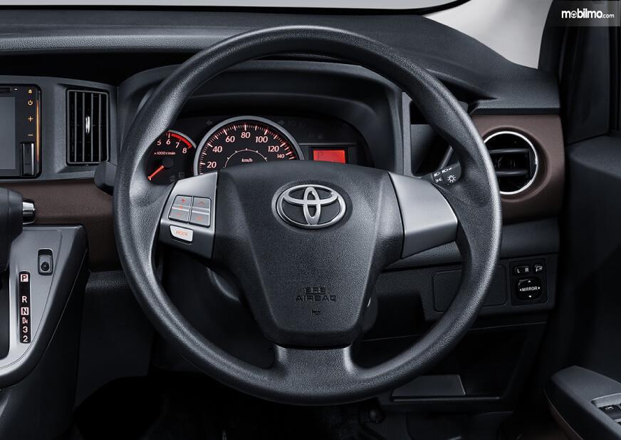 Foto Setir Toyota Calya G AT 2019