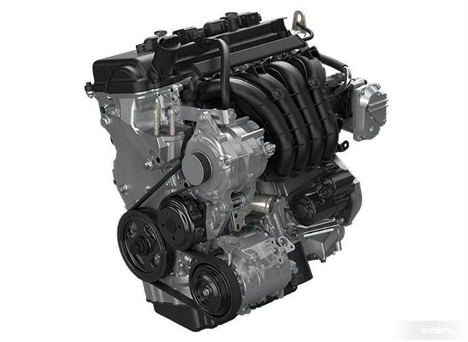 Foto mesin yang digunakan Mitsubishi Xpander Limited AT 2019