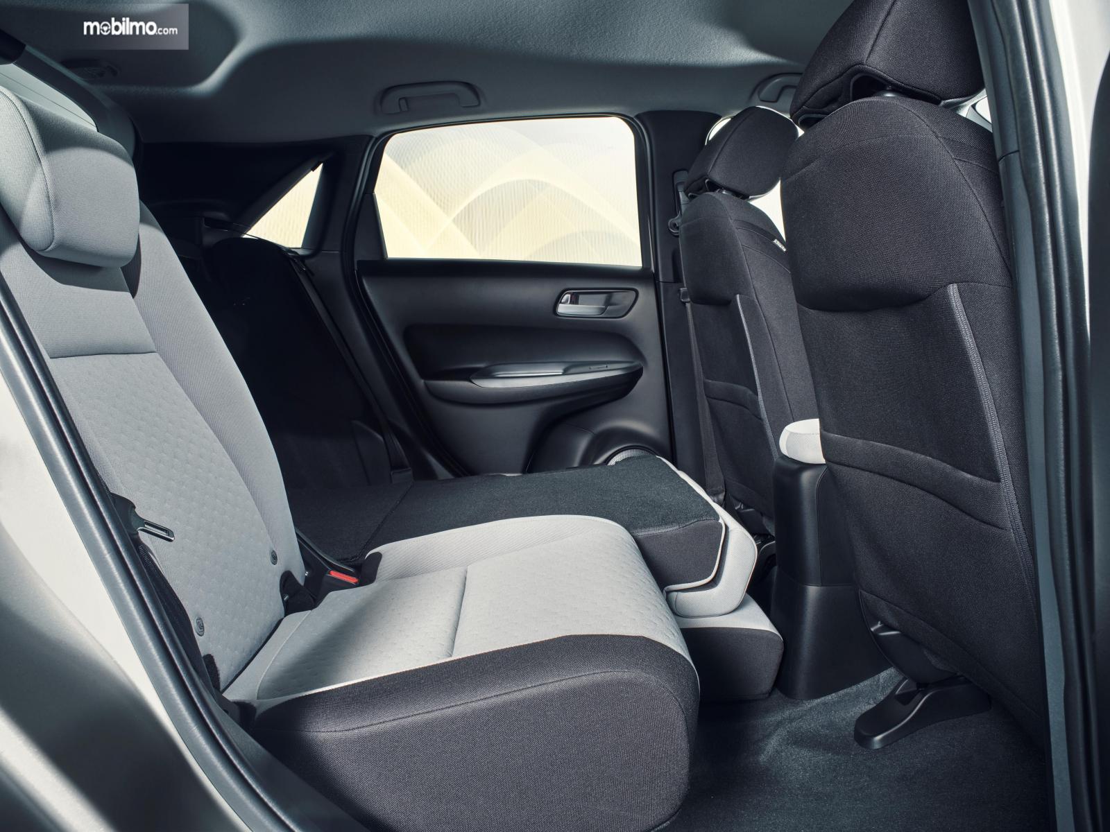 Gambar menunjukkan ultra seat All New Honda Jazz 2020