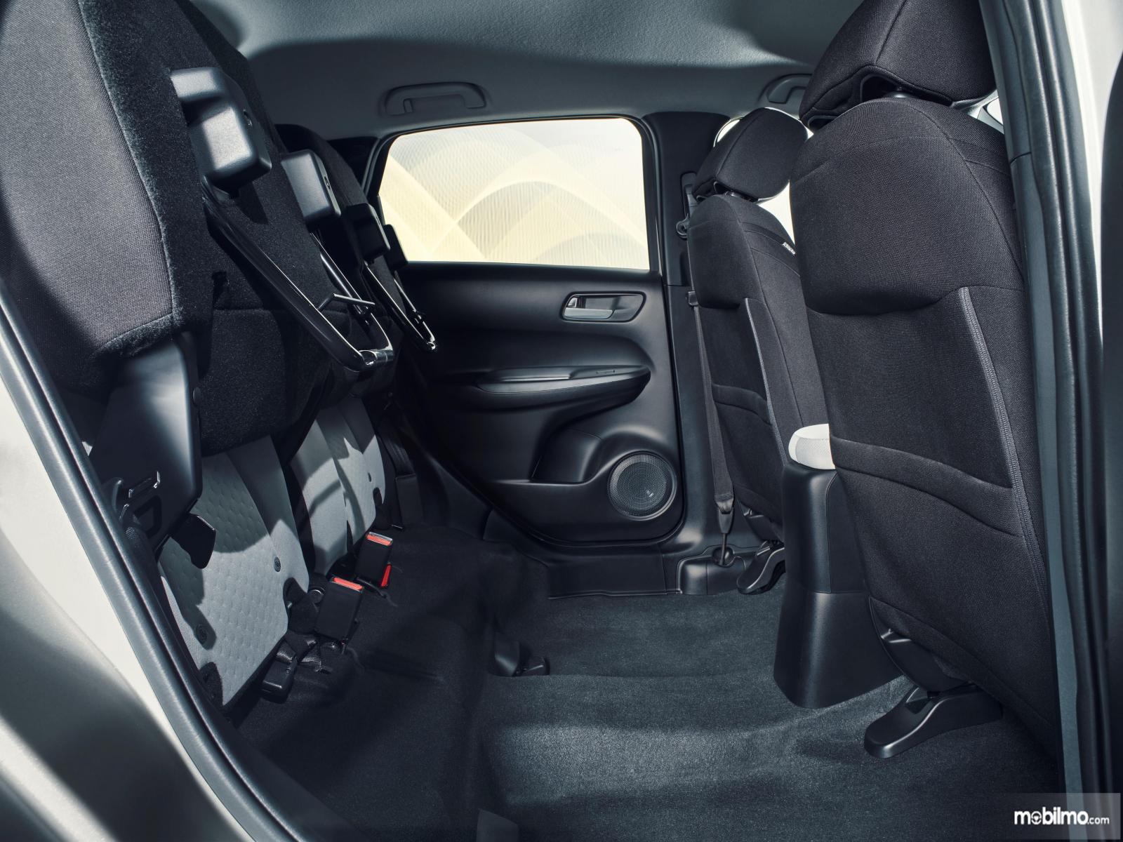 Gambar menunjukkan Fitur Ultra Seat All New Honda Brio 2020