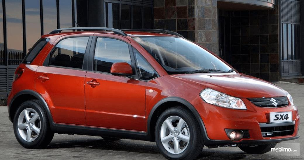 Review Suzuki Sx4 X Over 2007 Mobil Hatchback Pertama Di Indonesia