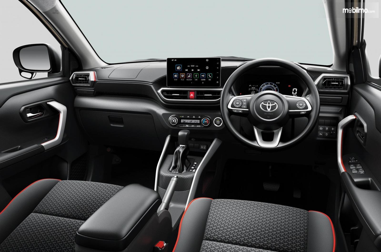 Foto Interior Toyota Raize