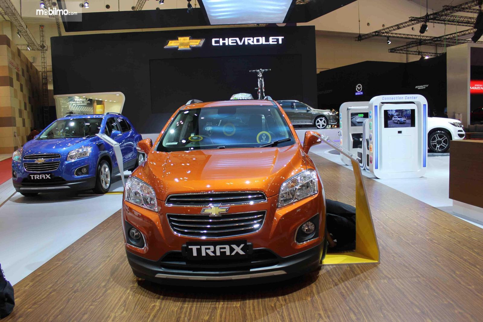 Foto Chevrolet Trax di pameran GIIAS 2016