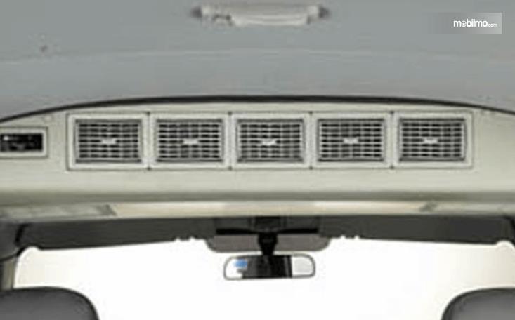 Gambar ini menunjukkan blower AC mobil pada KIA Travello 2006