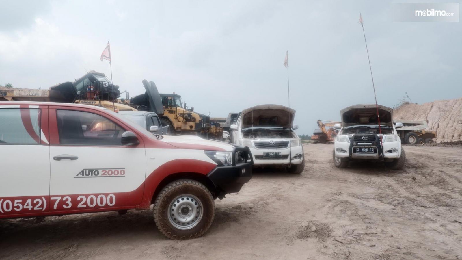 Foto kegiatan Auto2000 THS Home Service di Kalimantan