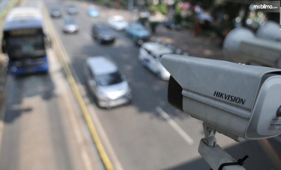Foto Kamera CCTV ETLE