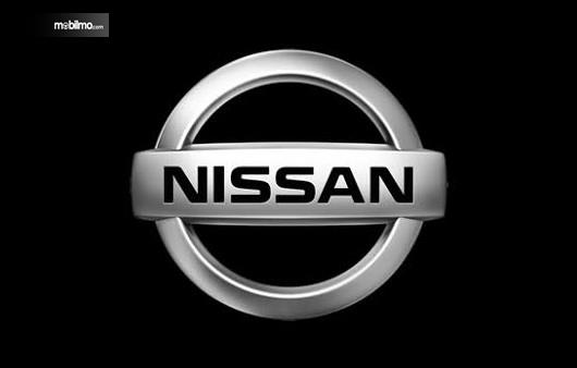 Gambar logo Nissan