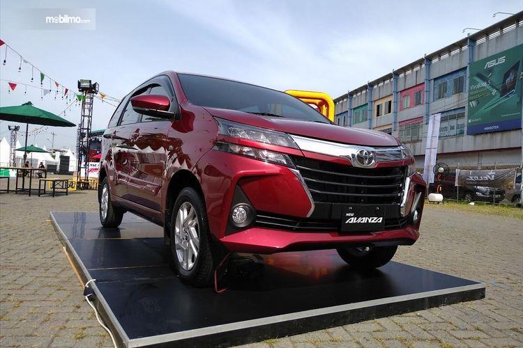 Foto New Toyota Veloz 2019